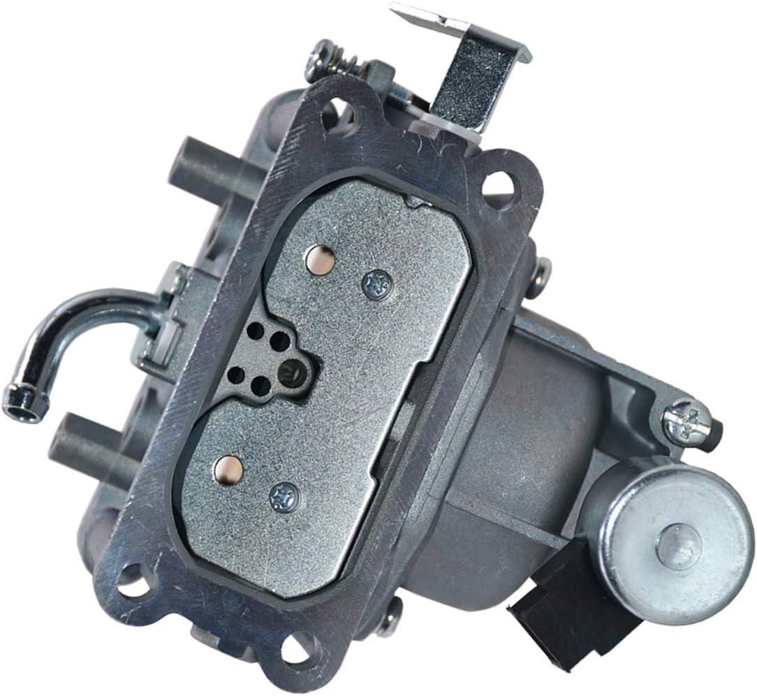 JDLLONG Carburetor w//Gaskets 15004-1011 Fits Kawasaki FX730V 4-Stroke Engine Carb 15004-1025 15004-0930 15004-7082 15004-7051