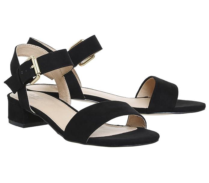 06796f8d3fb Office Morgan Block Heel Sandals  Amazon.co.uk  Shoes   Bags