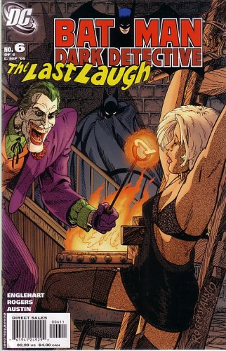Download Batman: Dark Detective, #6 (Comic Book) pdf epub