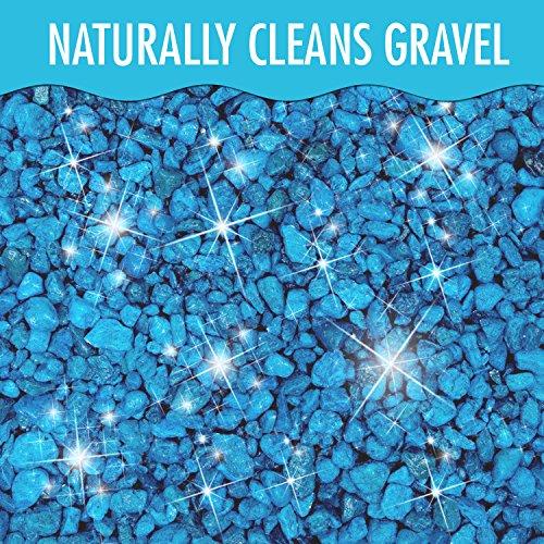 Aquarium gravel cleaner for fish tanks removes excess for Fish tank gravel