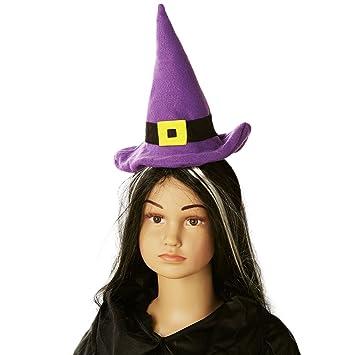 Heitmann Deco 7148 Casa de Halloween - diadema con sombrero d003cdf5035