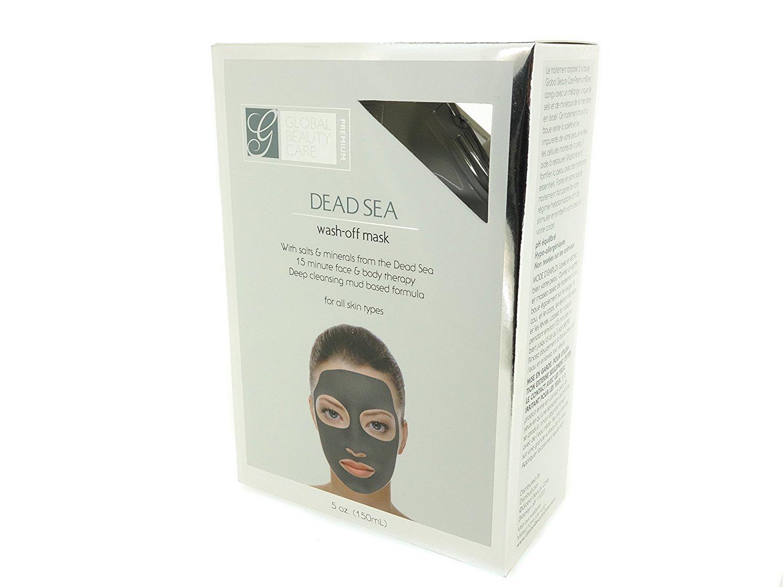 Global Beauty Care Premium Dead Sea Wash-off Mask - 5 oz.