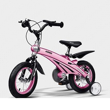 Bicicleta Infantil de aleación de magnesio de aviación 2-4-6 Bicicleta de bebé