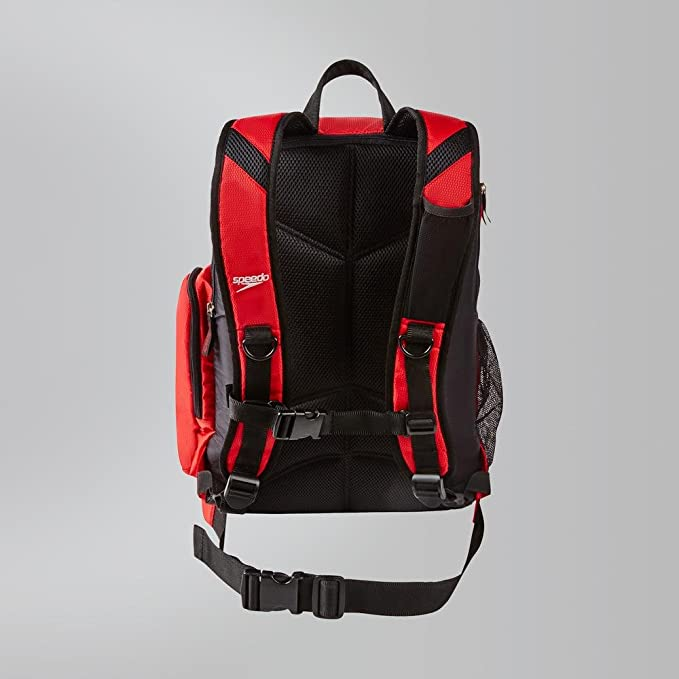 Amazon.com: Speedo T-Kit Teamster Backpack Red Black by Speedo: Sports & Outdoors