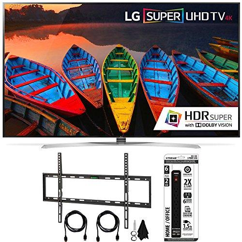 LG 65UH9500 65-Inch Super UHD 4K Smart TV