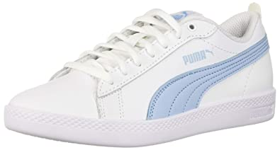 PUMA PUMA Women's Vikky Sneaker, Cerulean White, 6 M US from Amazon | ShapeShop