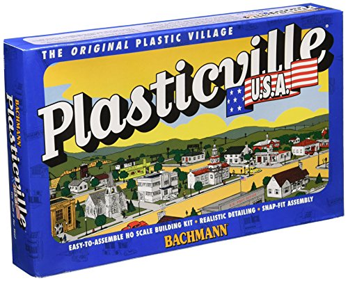 House Plasticville Usa Building - 9