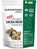 MRM - Organic Sacha Inchi Powder, Vegan, Gluten-Free and Non-GMO Project Verified (8.5 Ounce)