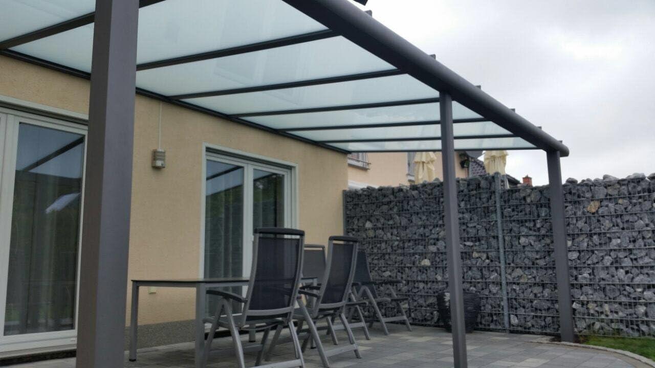 prikker-überdachungen/Terraza Techo Classico L 5000 X 2500 Mm De ...