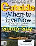 Outside Magazine October 2011 Where to Live Now, the Urban Survival Guide, Our Favorite Marathons, & Mozart of the Plains and More
