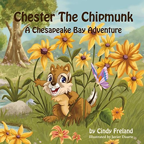 (Chester the Chipmunk: A Chesapeake Bay Adventure)