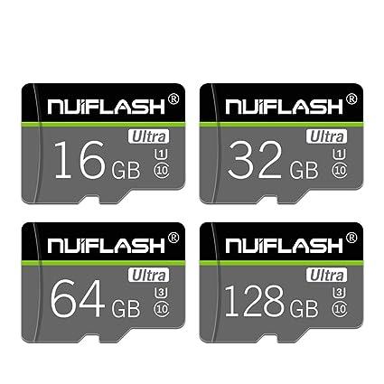 JIAX Tarjeta de Memoria Flash de Alta Velocidad 8GB 16GB 32GB ...