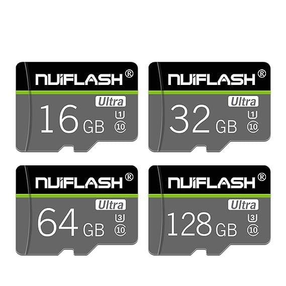 JIAX Tarjeta de Memoria Flash de Alta Velocidad 8GB 16GB ...