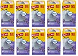 Glad OdorShield Tall Kitchen Drawstring Trash Bags xxNLAS, Lavender Breeze, 400 Count