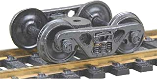 """product image for HO ASF 100Ton Truck, 36"""" Smooth Wheels (1pr)"""