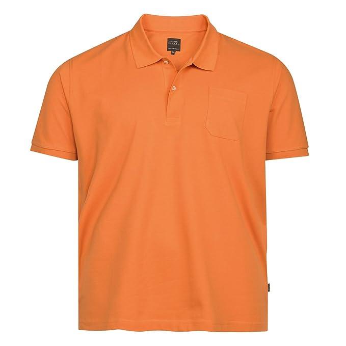 Polo Naranja básico en Tallas XXL de Kitaro, 2xl-8xl:3XL: Amazon ...