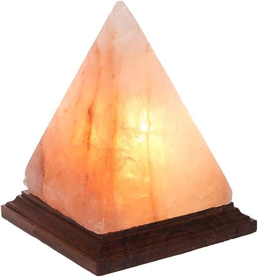 Amazon.com: Simply Genius - Lámpara de sal de Himalaya ...