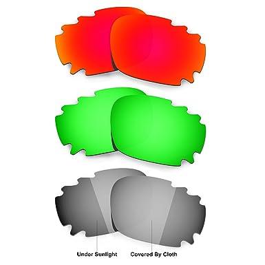 e9ef2bcb23d7 Amazon.com: Hkuco Red/Emerald Green/Transition/Photochromic ...