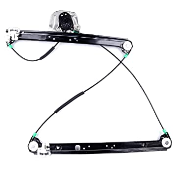 Power Window Regulator for 2004-2010 BMW X3 Rear Left without Motor
