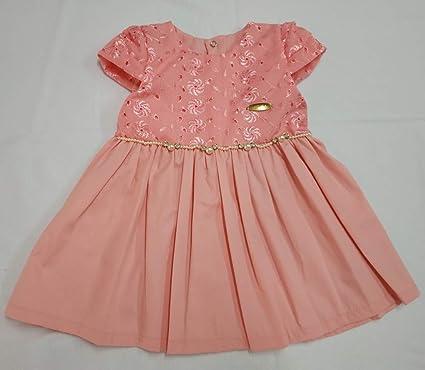 Vestido De Lese 247 Rosa Nana Nenem Tamanhogcorrosa