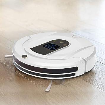 Aspirador Robot, Robot Aspirador Fregasuelos Control Remoto Óptimo ...