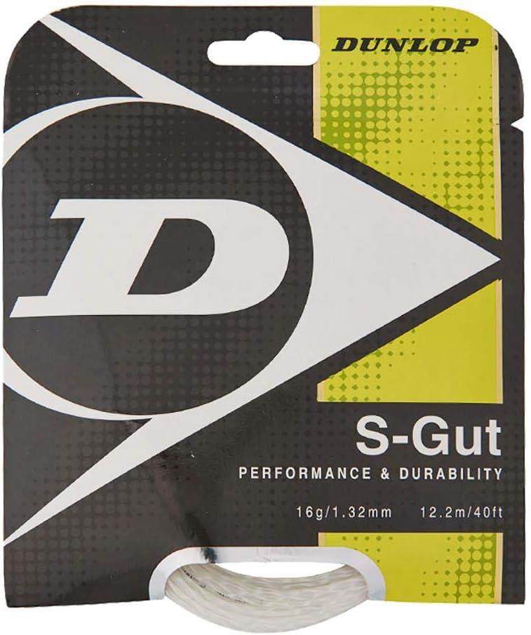 Dunlop Sports S Gut Tennis String review