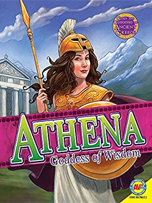 Athena: Goddess of War (Gods and Goddesses of Ancient Greece