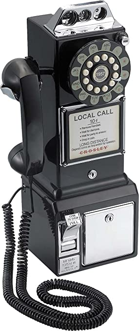 Balvi   Retro Vintage Wall Telephone
