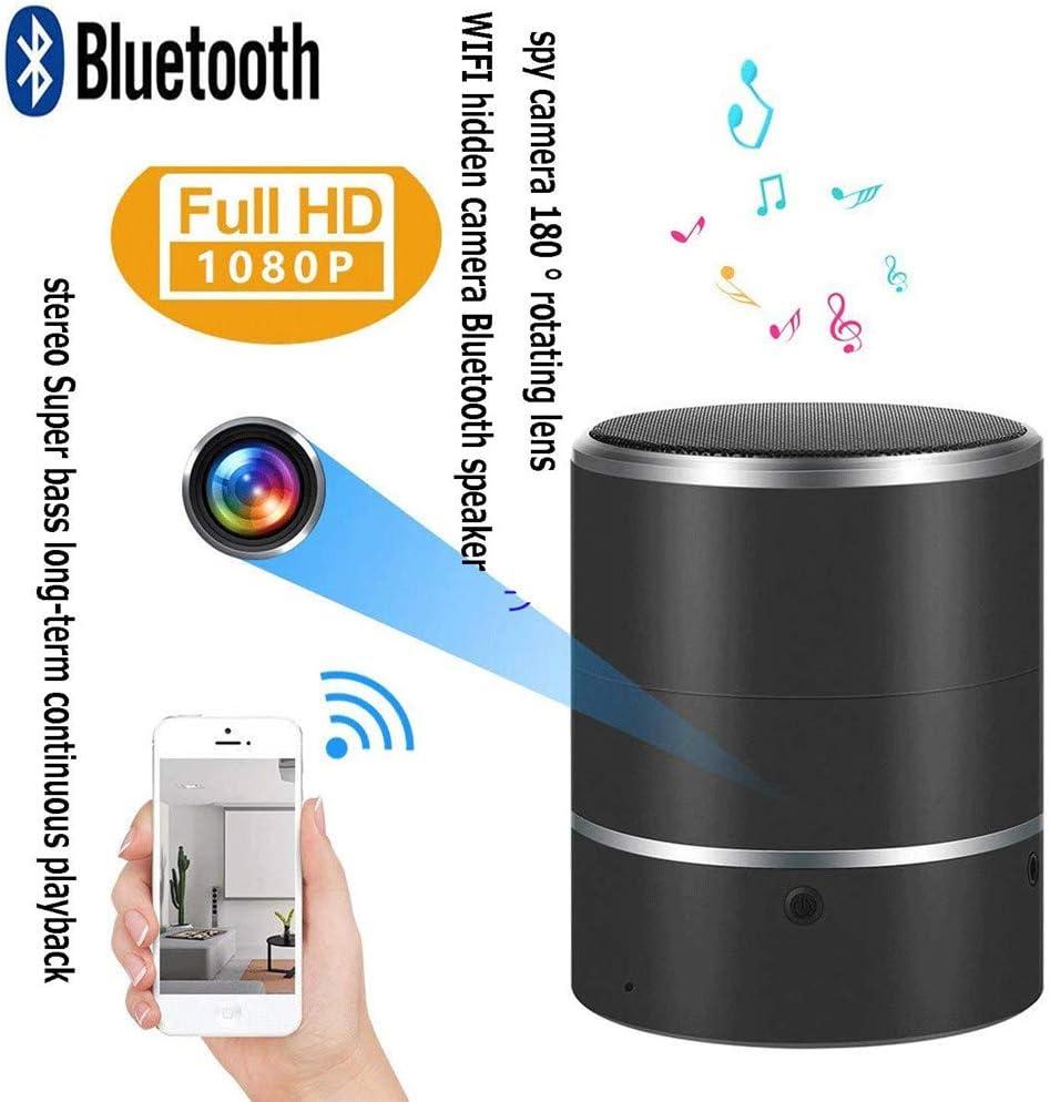 1080P WiFi Cámara Oculta Bluetooth cámara de Altavoz inalámbrico ...