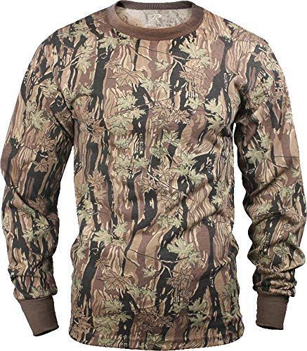 - AccessoriesClothing New Tactical Camo Long Sleeve T-Shirt Military Camouflage Crew-Neck Tee Undershirt