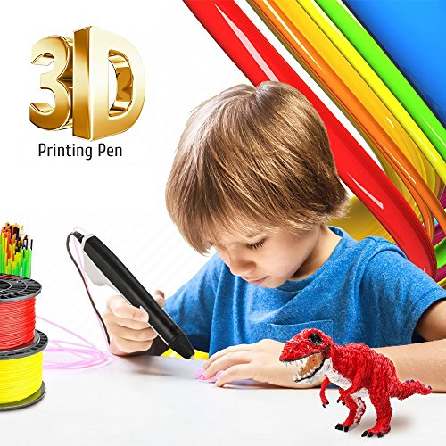 -[ 3D Pen Newest Gift for Adults,Teenagers, Kids, 3D Printer Printing & Drawing Pen, USB Power