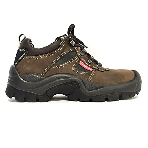 Zapatos Trekk 72250 S3 Punta y Planta Reforzada Zapato de Trabajo Seguridad (39)