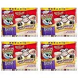 Horizon Organic DHA Omega-3 Vanilla Lowfat Milk, 8 fl oz, 6 count (Pack of 4)