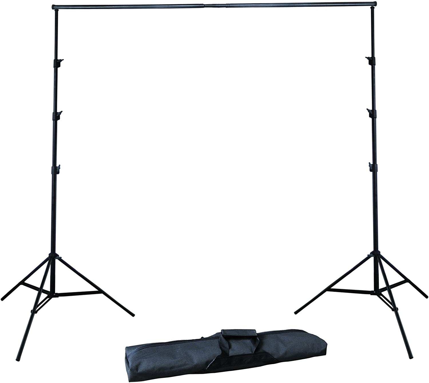 Telescope Backdrop Support System Fit Your Place Linco Lincostore AM104 Heavy Duty Background Stand and Light Stand Combo 9ft x 10ft