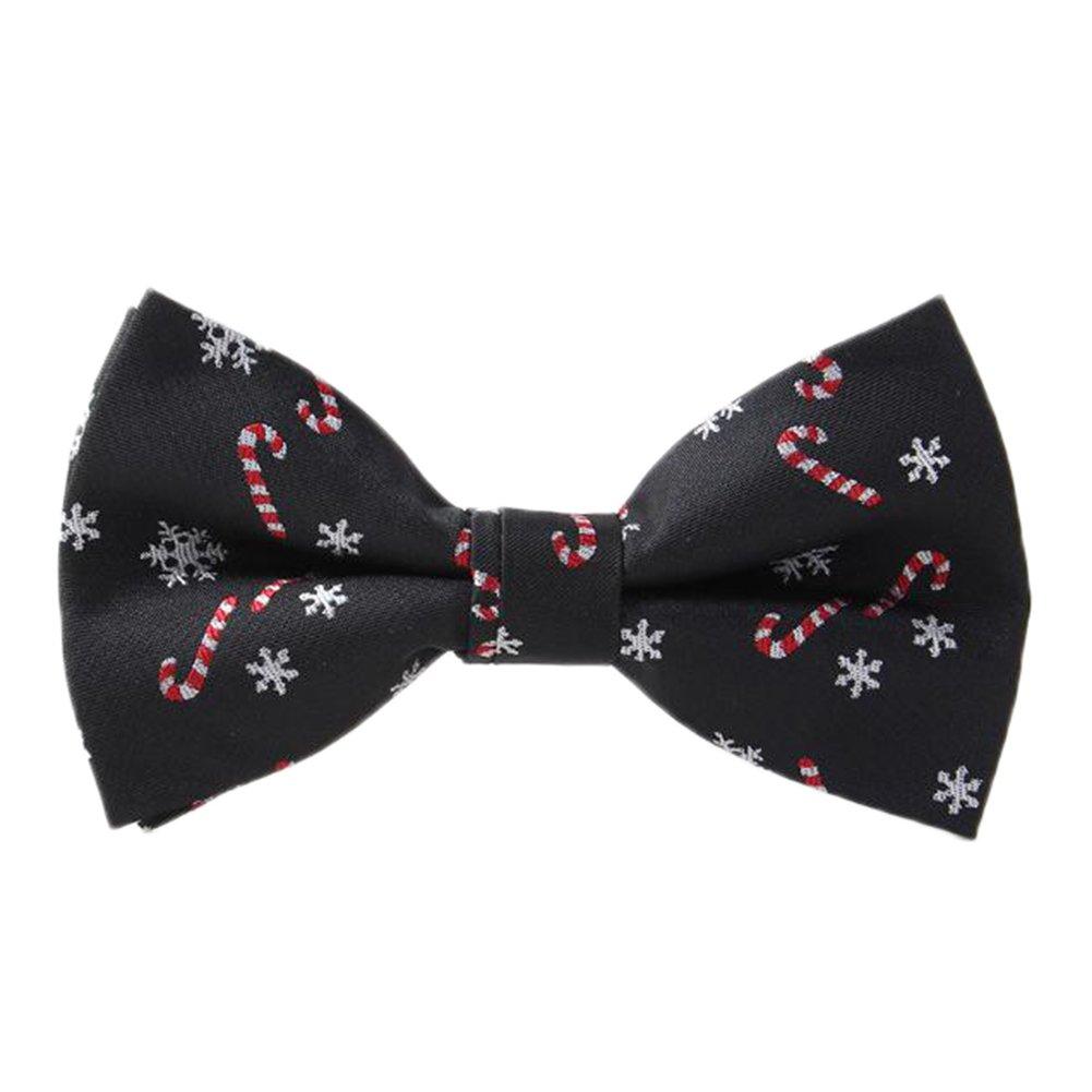 Doitsa Pajarita Hombre Moda Boda ajustable del smoking corbata ...