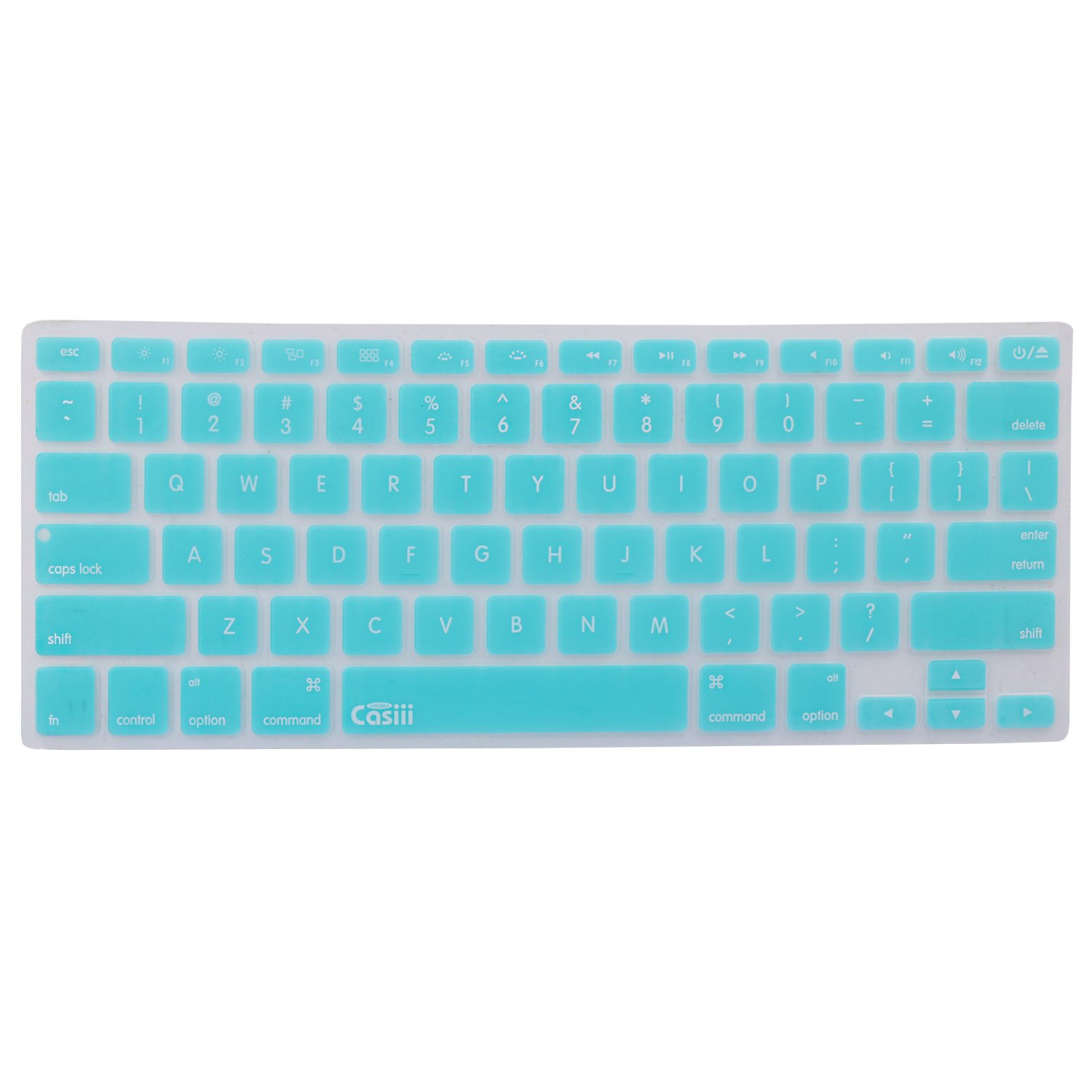 With // Without Retina Engineer-Quality Silicone Purple SALE Casiii Macbook Pro Keyboard Cover Air Wireless Keyboard and iMac 13 15 and 17 Inch