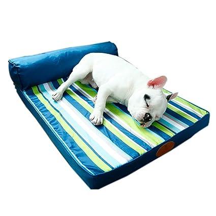 Cama perro Indestructible para Perros medianos/Gatos/Mascotas, Camas perreras Lindas y duraderas