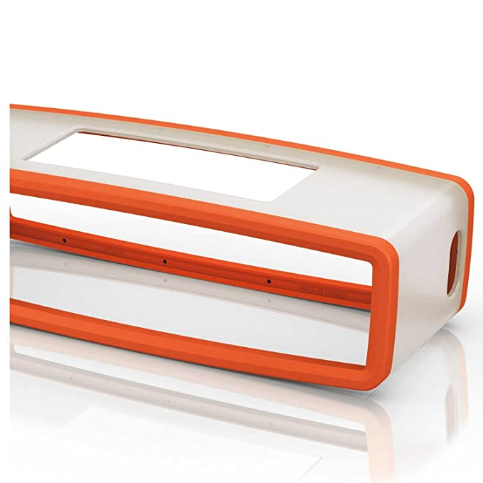 Amazon.com: Bose Soft Cover for SoundLink Mini - Orange ...