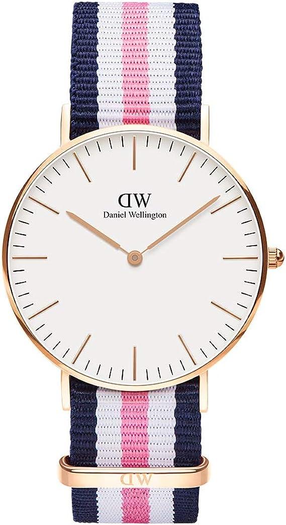 Daniel Wellington 0506DW - Reloj con correa de acero para mujer ...