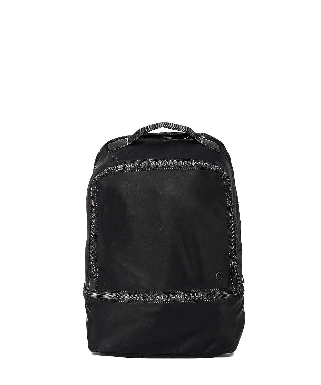 (ルルレモン) Lululemon City Adventurer Backpack 17L レディースバックパック (並行輸入品) One Size ブラック B07RT6YV9J
