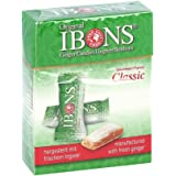 IBONS Classic Ingwerkaubonbons Orig.Schachtel 60 g Bonbons