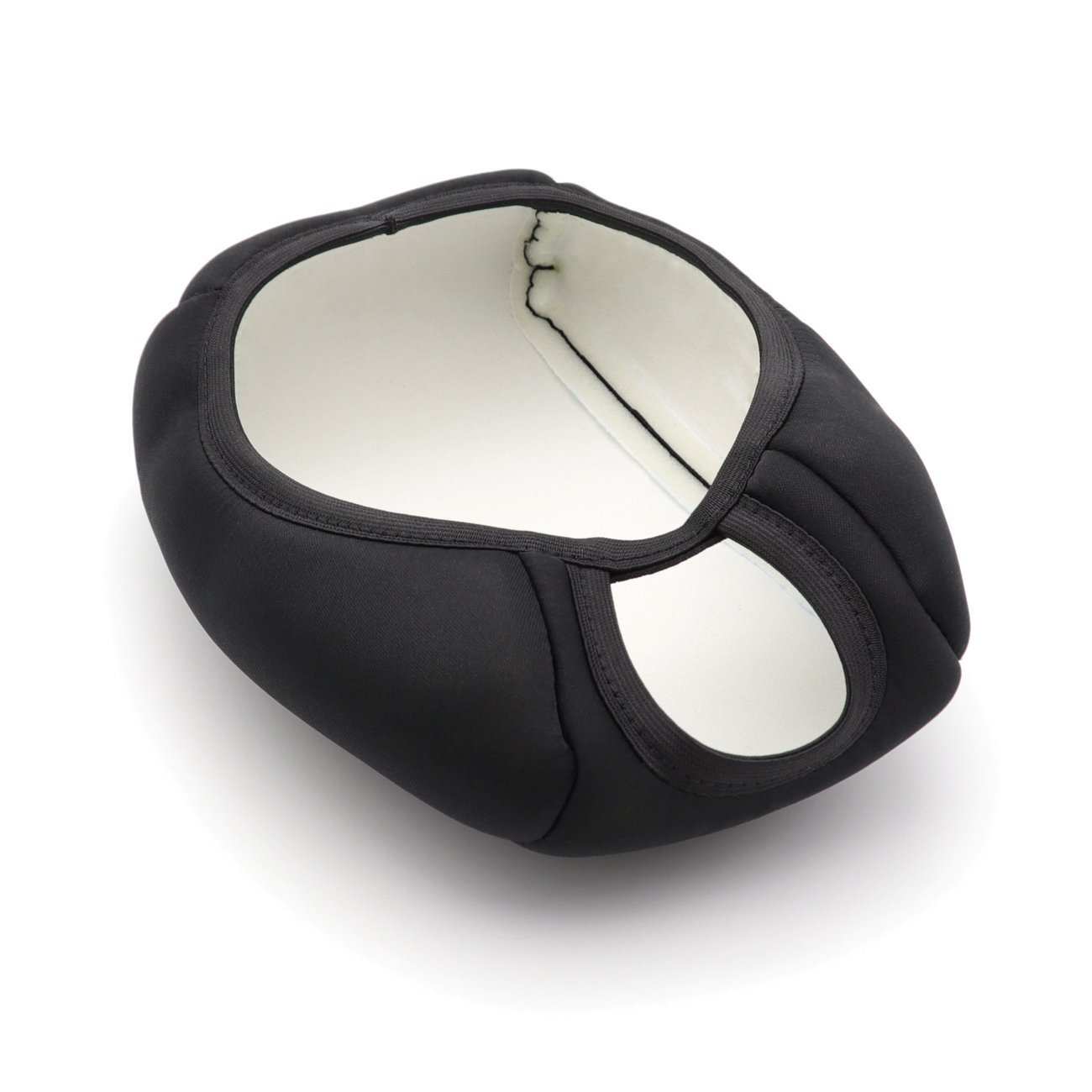 i-Shop nero neoprene Center console bracciolo Pad cover Protector cuscino