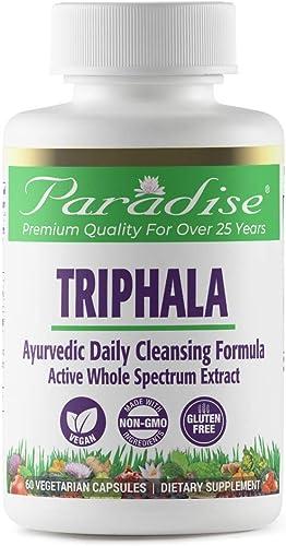 Triphala, Organic Extract