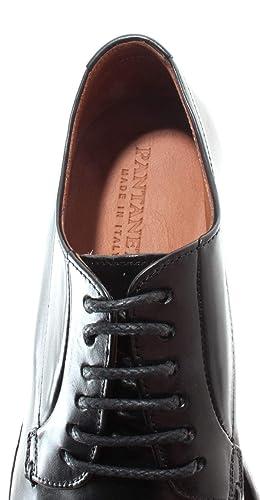 PANTANETTI Scarpe Uomo 11975G Calvador Nero Sax 922 Black Pelle Made in  Italy  Amazon.it  Scarpe e borse 1a8bd4541f5