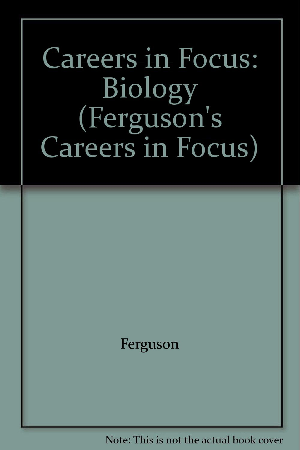Download Biology (Careers in Focus) pdf