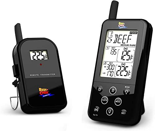 Maverick ET-733 Long Range Wireless Dual Probe Thermometer Set