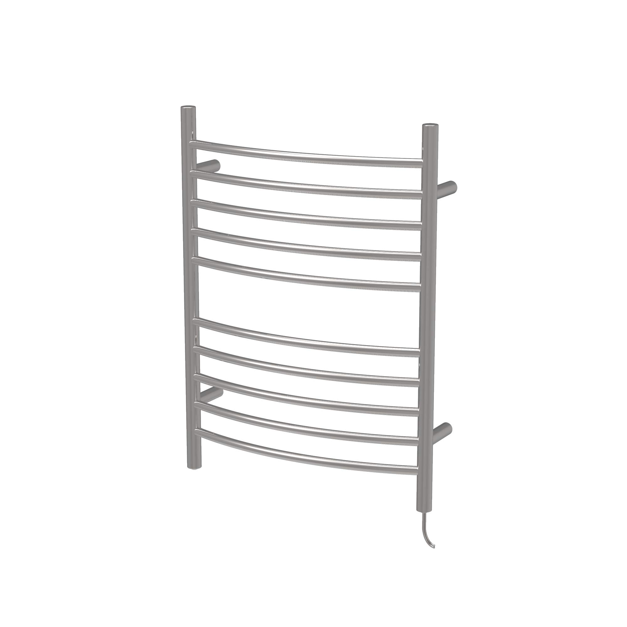 Amba RWP-CP Radiant Plug-In Curved Towel Warmer, Polished by Amba