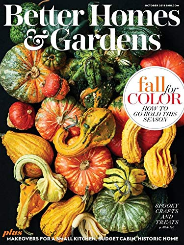Magazines : Better Homes & Gardens