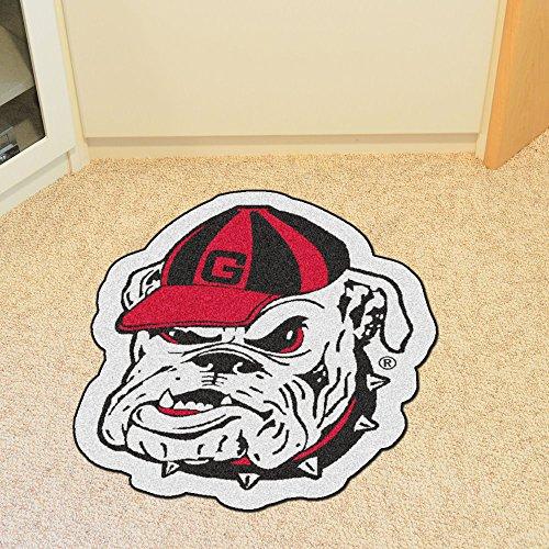 georgia bulldogs area rug - 8