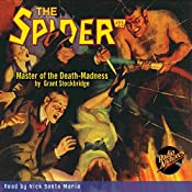 Spider #23, August 1935: The Spider | Grant Stockbridge,  RadioArchives.com